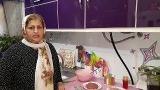هویج پلو مجلسی همراه با خاله سیما