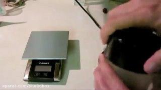 ویدئو روش دم کردن قهوه سبز