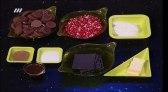 ویژه عید نوروز کیک پنیری سیاه با انار