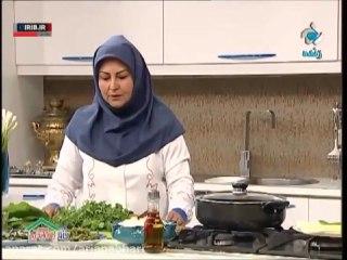 پلوی سبزیجات