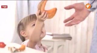 پنکیک با تمشک برای کودکان