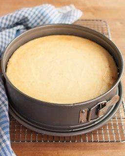 چیز کیک سان سباستین