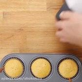 کاپ کیک عسلی