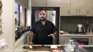 کتلت مرغ ترین کتلت ایرانی