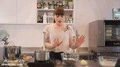 کوکی برونی با آرد چاودار