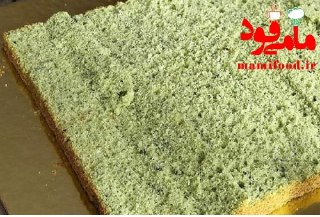 کیک اسفناج