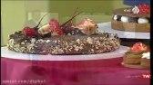 کیک دسر شکلات
