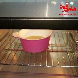 کیک ساده خانگی
