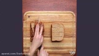 کیک فرنچ تست