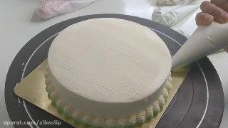 یه کیک تولد عالی