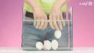 ۱۰ روش ساده برای ن تخم مرغ