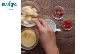 ۴ نوع صبحانه ی سریع