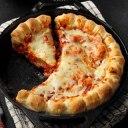 پیتزا چیزبایت خانگی به روش