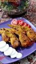بال مرغ شکم پر(سوخارى)