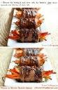 رول استیک با سبزیجات