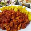 واویشکا مرغ غذای سنتی گیلان با طعم بی نظیر