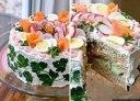 تهیه کیک مرغ با ژامبون و ذرت کیک مرغ کیک مرغ