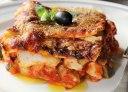 لازانیای ماهی تن و کدو