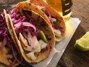 تاکو ماهی مکزیکی