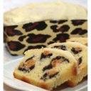 کیک چیتا کیک طرحدار پلنگی