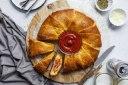پیتزا خورشیدی پیتزا حلقه ای خانگی به روش جدید و آسان