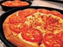پیتزا گوجه فرنگی و بادمجان