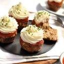 کاپ کیک گوشت کاپ کیک لوف گوشت فینگرفود لوف گوشت آسان