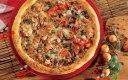 پیتزا با فیله ماهی