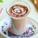 میلک شیک قهوه در کمترین زمان ممکن