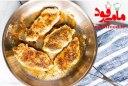 خوراک مارچوبه با مرغ