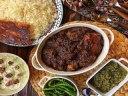 مرغ ترش مازندران غذاهای محلی مازندرانی