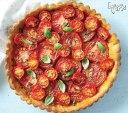 تارت خردل و گوجه فرنگی فرانسوی