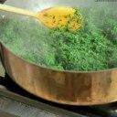خورشت سیر قلیه گیلانی با مرغ