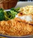 ماهی سوخاری با پنیر پارمزان
