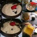 خورشت فسنجان با مرغ
