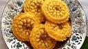 شیرینی کلمپه کرمان به روش سنتی و