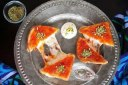 ساندویچ کنافه فوری ماه رمضان با طعمی فوق العاده