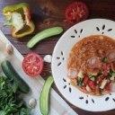 گازپاچو سوپ سرد ایتالیایی با طعم فوق العاده و خواص بی نظیر