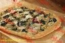 مینی پیتزا پنیری