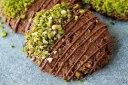 کنافه شکلاتی شیرینی جدید با رشته کادایف بدون فر