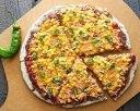 پیتزا ذرت و گوشت