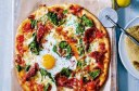 پیتزای تخم مرغ ایتالیایی