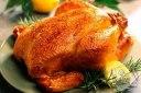 مرغ بریان خانگی در فر